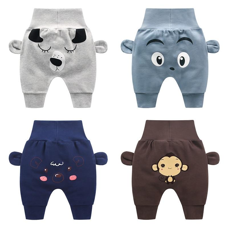 Toddler Infant Kids Baby Boy Girl Harem Long Pants Trousers Leggings Bottom Baby Clothing(China)