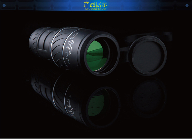 Panda zoom outdoor high quality telescope monocular hd