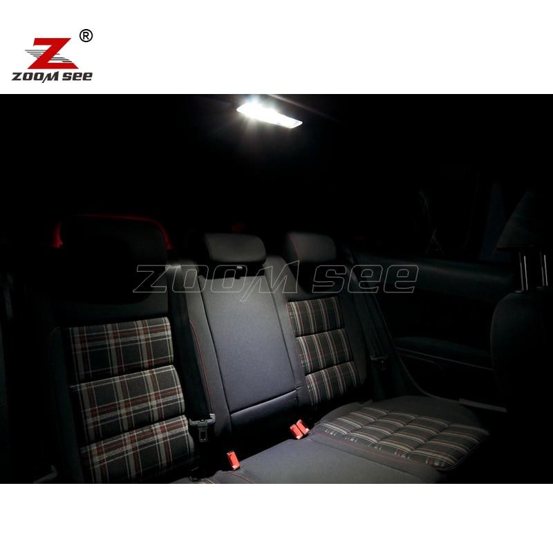 10x LED μπροστινός θολωτός λαμπτήρας + - Φώτα αυτοκινήτων - Φωτογραφία 3