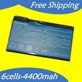 Jigu batería del ordenador portátil para acer extensa 5010 5200 2000 travelmate 5510z 2450 2490 3900 4200 4230 4260 4280 5210 5510 5000 4000 3000