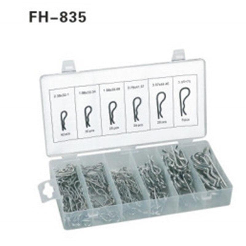Honig Großverkauf Der Fabrik Befestigungen R Typ Splint R Typ Split Pin 150 StÜck Suite