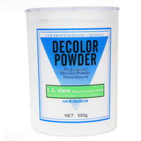 High quality eco friendly dustless bleaching powder Hair Color bleach blond hair 500ml (Factory direct supply)