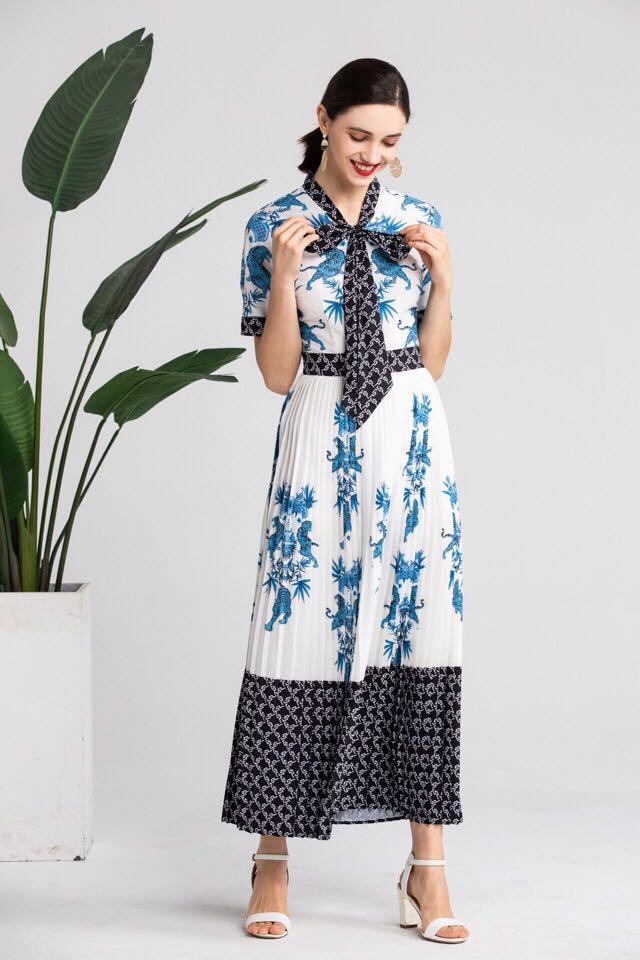 0eac0c43d3e0 Design Party Mode Luxus Europäischen Marke 2019 Sommer Kleid Stil ...