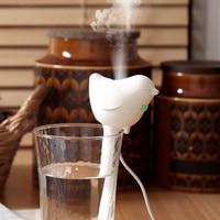RECESKY miłość ptak mini pulpit nawilżacz USB kreatywny ptak przenośne usg domu prezenty dla BIURA Chirstmas Prezent