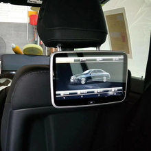 hot deal buy 11.8 inch screen seats for car rear seat entertainment headrest car monitors for mercedes e class 2018 ui style latest product