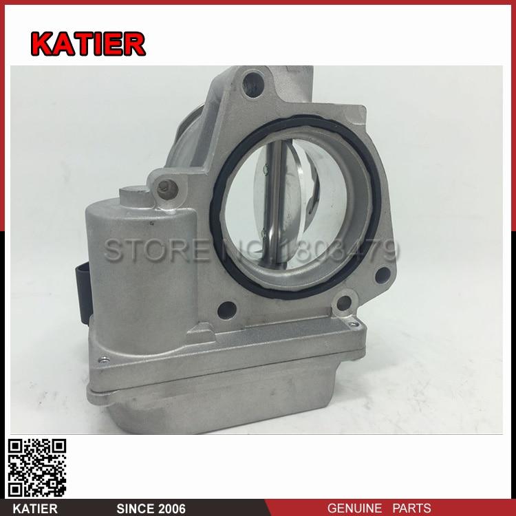 цена на Brand new Throttle Body 03G128063 03G128061A 03G128063J 03G128063C for Audi A4 8E2 8EC 8E5 8EC A6 Avant Quattro