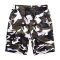 130 можно носить Пляжные шорты Для мужчин камуфляжные штаны быстрое высыхание спортивные шорты 2019 новые дышащие большой Размеры 7XL 8XL серфинг...