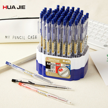 Fashion Creative Stylus Touch Pen 60Pcs Refill Ballpoint Oil Student Writing Stationery School Office Supplies BP-9036