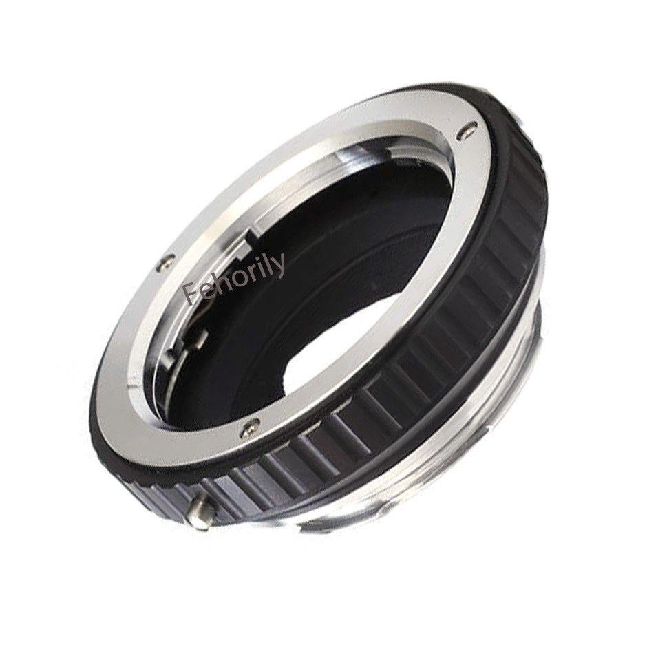 MD LM Adapter Ring for MD MC Mount Lens to M TECHART LM EA7 in Lens Adapter from Consumer Electronics