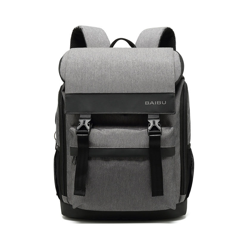 2018 New Men Fashion Design Men's Travel Bag Man Backpack Oxford Bags Waterproof Laptop Backpacks Anti Theft Backpack