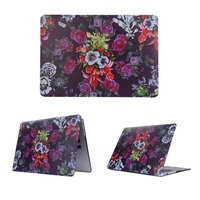 New Fashion Colorful Hard Case For Apple Macbook Air 11 Pro Retina 12 13 15 Laptop