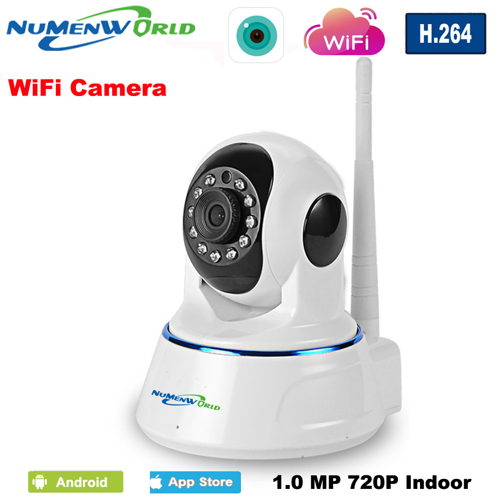 HD 720p Video Babyphone Wireless Remote Control Baby Monitor gegensprechanlage With Night Vision & Voice WIFI Network IP Camera wireless baby monitor vb601 with camera for the night vision bebek telsiz telsizleri babyfoon met babyphone video detector