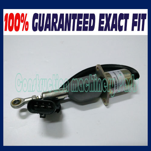 Shut Off Solenoid 1751ES-12A6UC4B3S1 For Ford / NEW Holland F2NN9D278BA F3NN9D278BAShut Off Solenoid 1751ES-12A6UC4B3S1 For Ford / NEW Holland F2NN9D278BA F3NN9D278BA