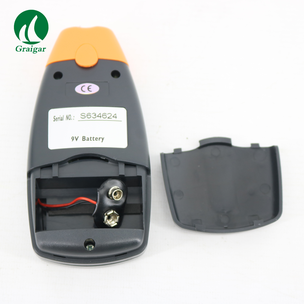 HOUT Digitale LCD vochtmeter digitale Timber Vochtige Detector MD914 - 6