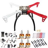 F450 Quadcopter Frame kit Pixhawk 2.4.8 32 Bit Flight Controller with M8N GPS 433/915 telemetry 2212 1000kv motor 30A Simonk ESC