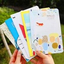 Korean  Creative Stationery Notepad A5 Office Supplies School Cute Cartoon  little fresh Filofax Notebook Diary Students