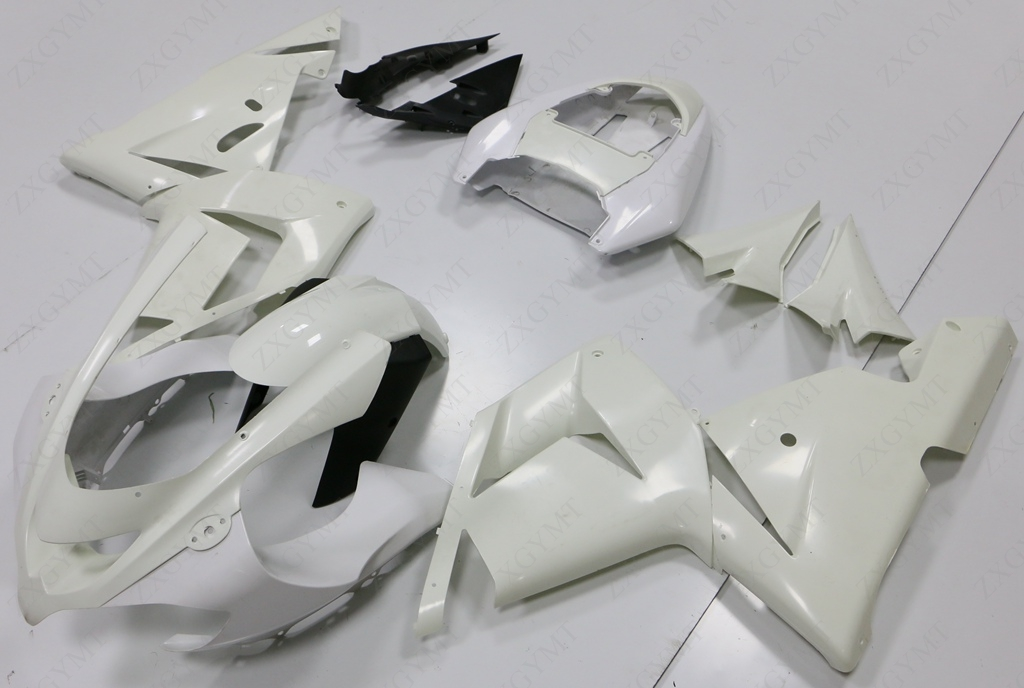 Fairing Body Kit Bodywork for Kawasaki Zx10r Zx-10r Zx 10r 2004 2005 04 05 ( Injection ) ZXGYMT