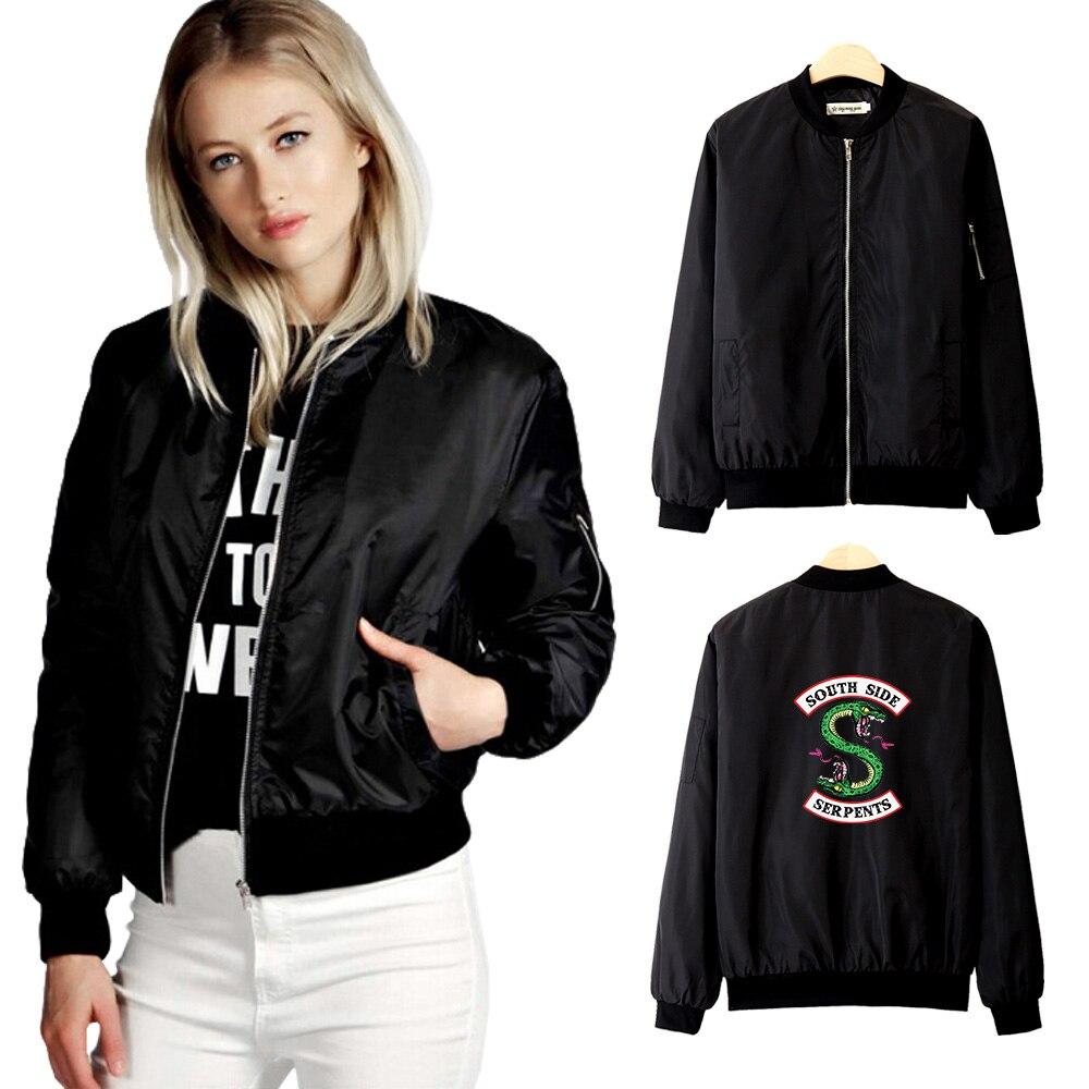 women clothes 2019 riverdale women jackets spring autumn