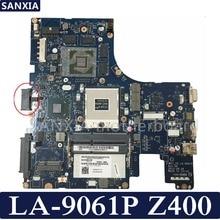 KEFU VIWZI_Z2 LA-9061P Laptop motherboard for Lenovo Z400 Test original mainboard PM kefu la 7522p et2410 et2410i motherboard pca70 la 7522p rev 1a 60pt0040 mb1a01 motherboard 100% tested gm original motherboard