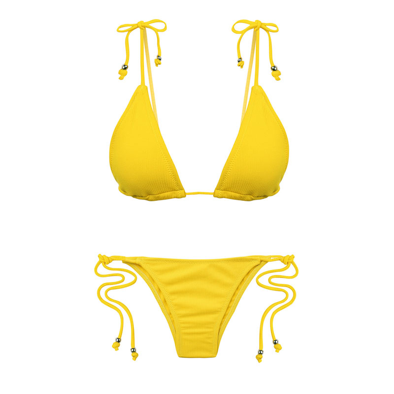 Bikinx Triangle bikini micro two-piece suit String swimsuit female Sexy red swimwear women 2019 bathing suit Brazilian biquini