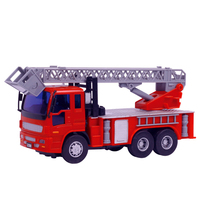 Children S Toy Fire Truck Kids Toys Mini Engineering Vehicles Inertial Power Brinquedo Ladder T Toy