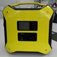 JLW 130500 мАч Солнечный портативный power Bank аварийный блок питания Мобильная электростанция AC/DC для телефона кемпинг автомобиль прыжок стартер