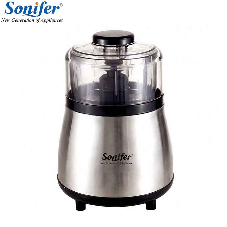 250W Home Stainless steel Electric Meat Grinder Sausage Stuffer Mincer Household Mincer Sonifer 1000w home electric meat grinder sausage stuffer stainless steel mincer maker silver meat fish cutter cutting machine
