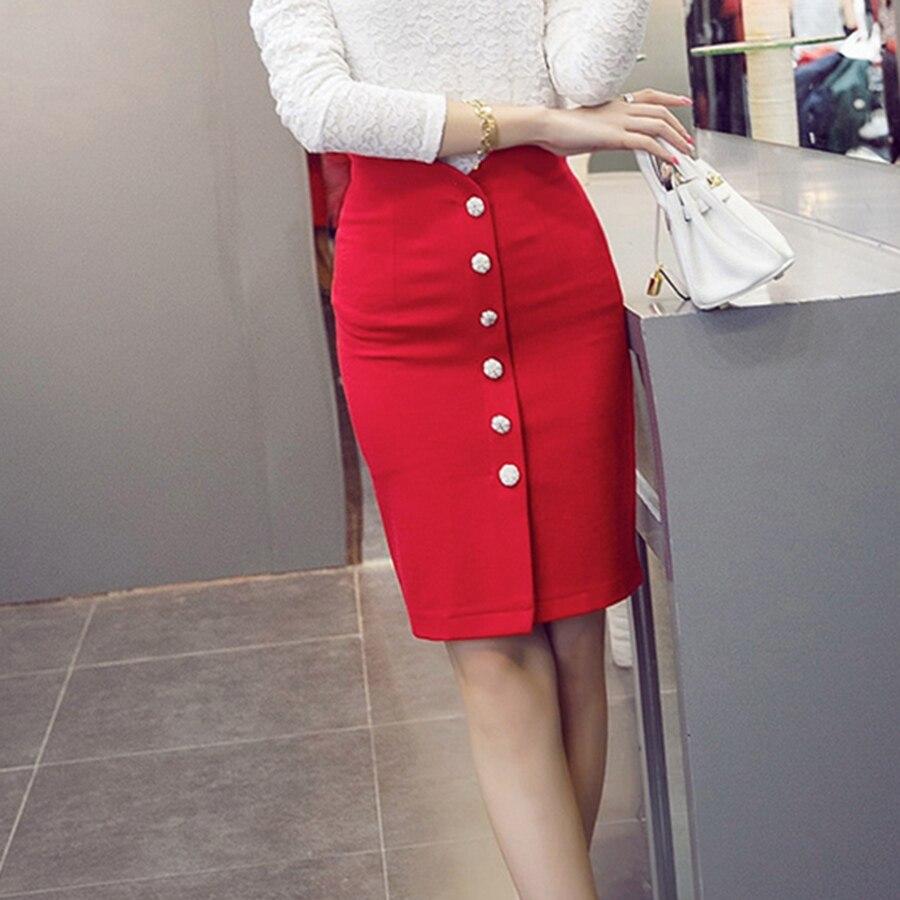 Plus Μέγεθος σέξι γυναικεία φούστα - Γυναικείος ρουχισμός - Φωτογραφία 2