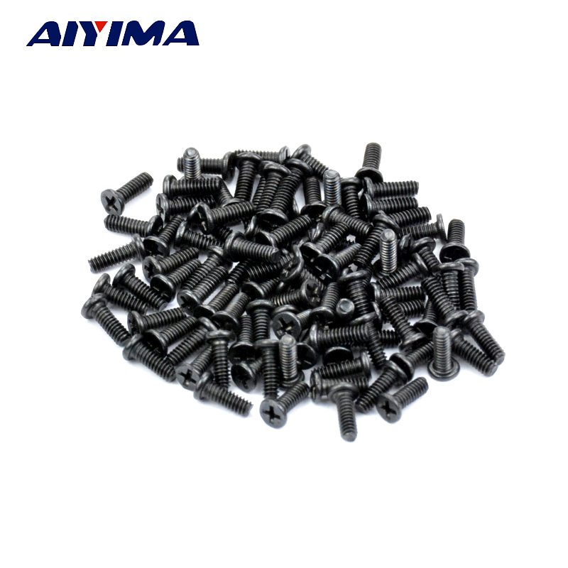 100 Cell Phone Screw M1.4x4 Micro Screws Repair Mini