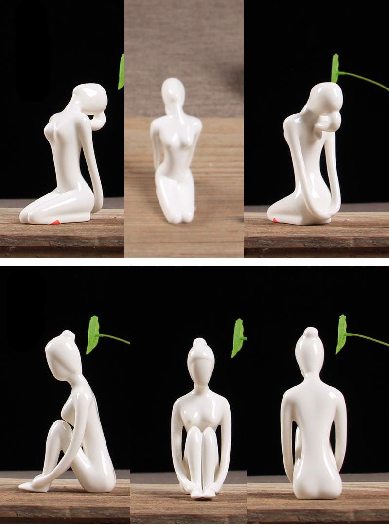 Yoga Figurines (7)