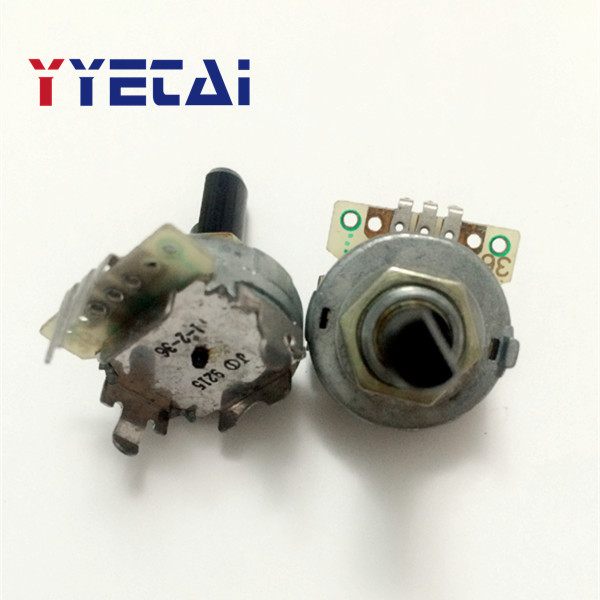 YongYeTai Noble 16-type Rotary Encoder 36 Positioning Number 18 Pulse Axis Length 20MM Pulse Switch Free Shipping