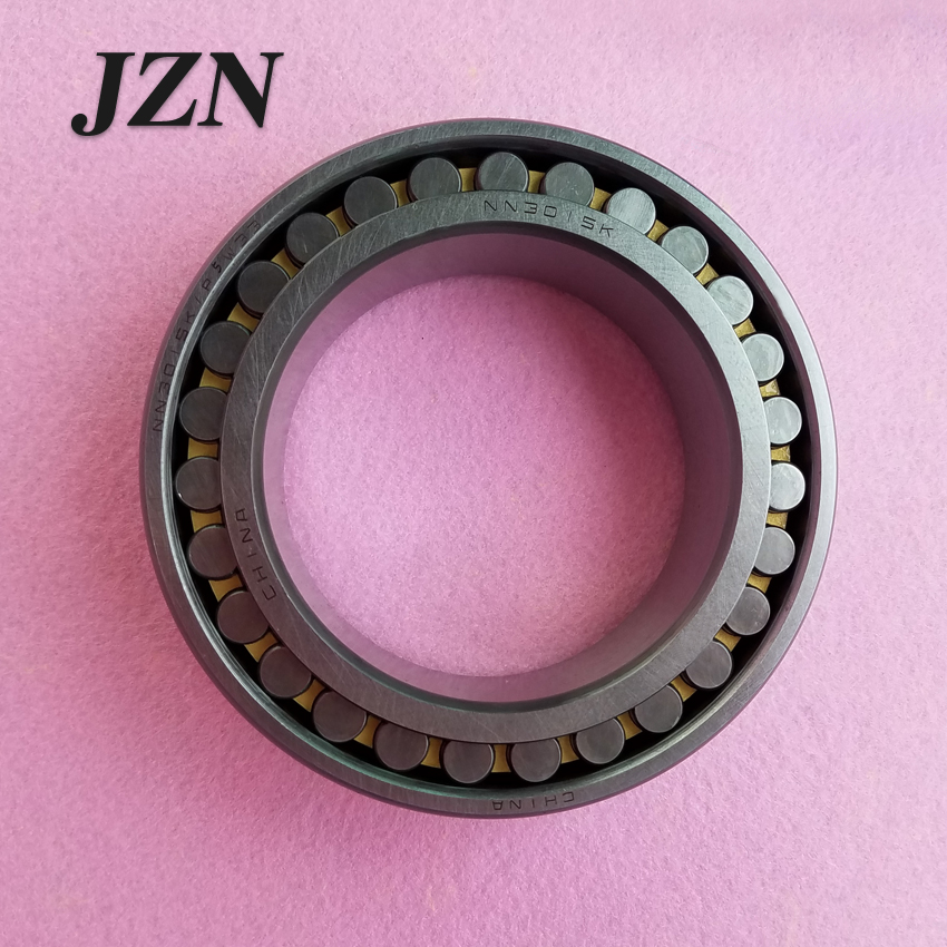 50mm bearings NN3010K P5 3182110 50mmX80mmX23mm ABEC 5 Double row Cylindrical roller bearings High precision