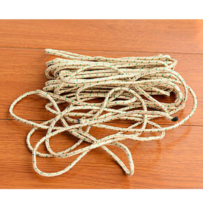 Image 2 - 10m portable outdoor camping traveling more nylon non slip windproof safety ropes drying rope home rope New pattern classicAB146-in Clotheslines from Home & Garden
