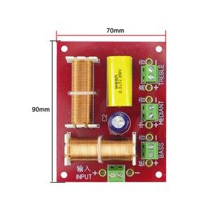 Image 3 - GHXAMP 200W głośnik 3 sposób Crossover Audio góra + połowy + bas niezależny filtr dzielnik częstotliwości 2 sztuk