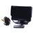 7 Polegada TFT a Cores LCD DC 12 V Car Monitor Retrovisor Exibição encosto de cabeça Com 2 Canais de Entrada de Vídeo Para VCD DVD Revertendo câmera