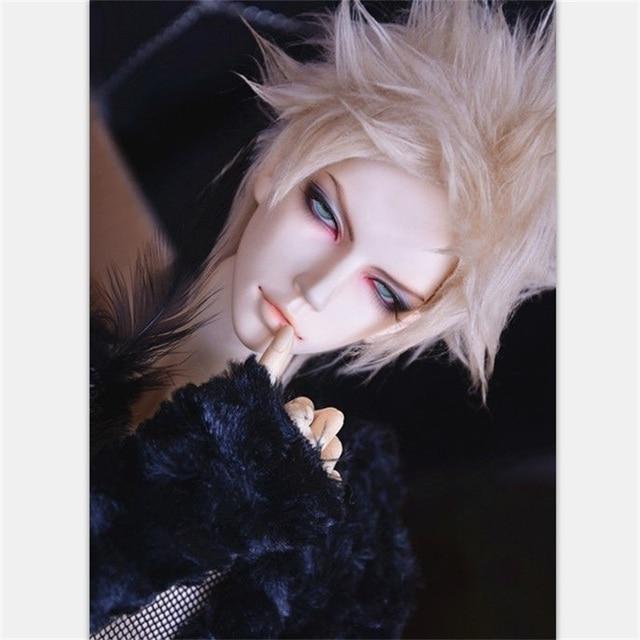 IOS M 70cm Male BJD SD Dolls 1/3 Resin Body Model Girls Boys High Quality Toys Shop Included Eyes