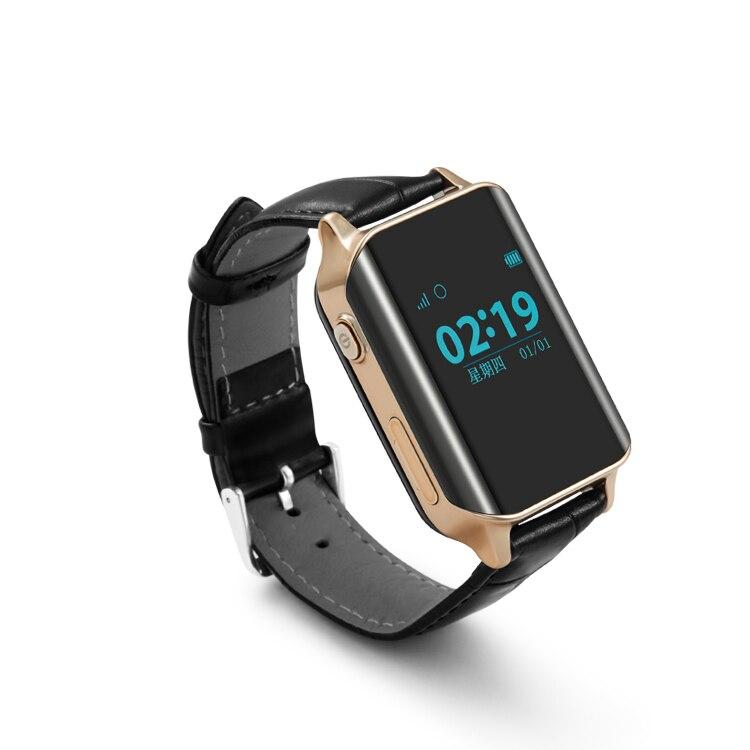 Смарт gps часы телефон локатор трекер и монитор сердечного ритма для пожилых gps + Beidou + wifi + LBS локатор жизни gps платформа - 4