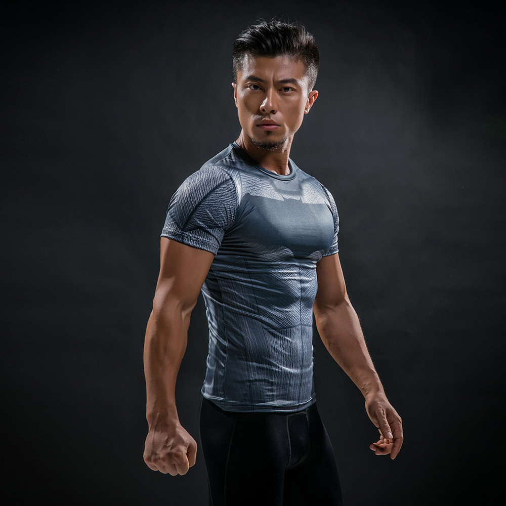 Punisher 3D Printed T-shirts Men Compression Shirts Long Sleeve Cosplay Costume crossfit fitness Clothing Tops Male Black Friday 112