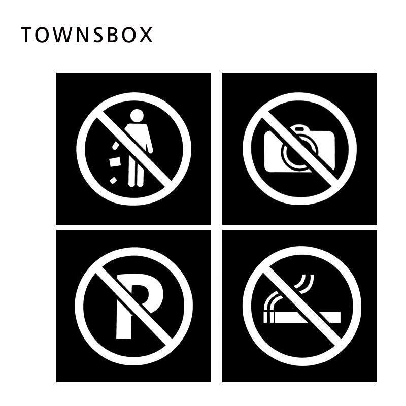 no smoking signs to print