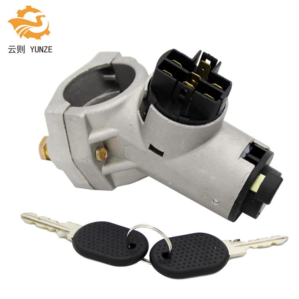 FOR FIAT DUCATO CITROEN JUMPER RELAY PEUGEOT BOXER IGNITION CYLINDER STARTER стоимость
