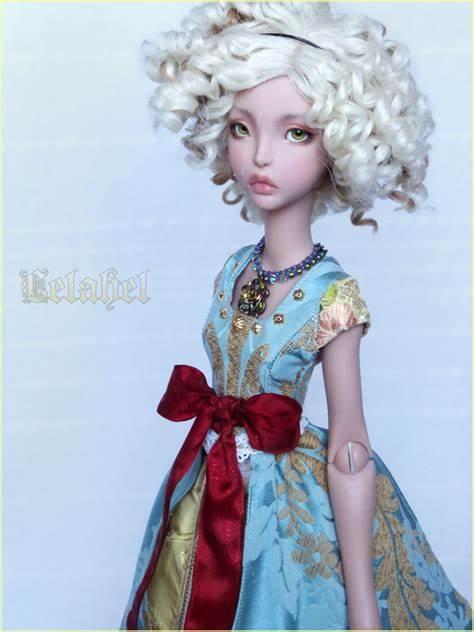 1 4 BJD Boneca Ellana Lune Corpo Modelo Meninas Brinquedos Figuras de Alta Qualidade Loja de