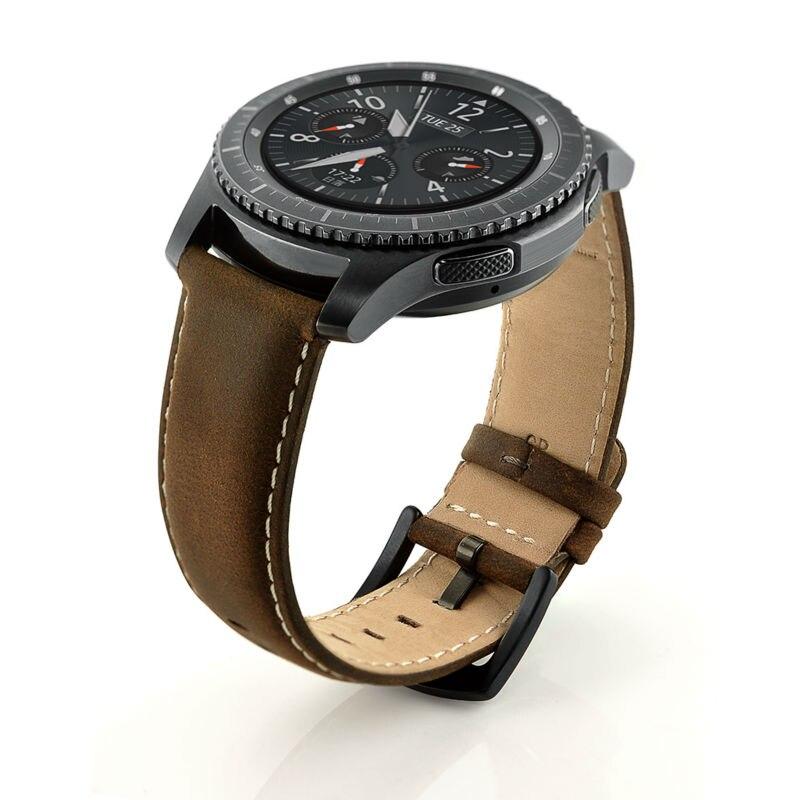 bracelet cuir gear s3 frontier