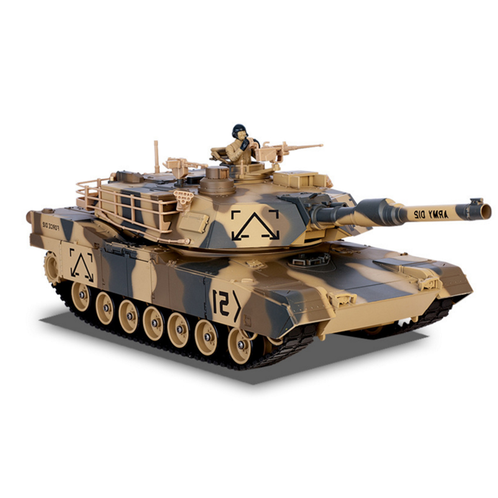 41cm large Electrical RC Remote Control Toy Tank 781 Rc Tank High Cost-effective Rotate Fighting tank Toy with BB bullet