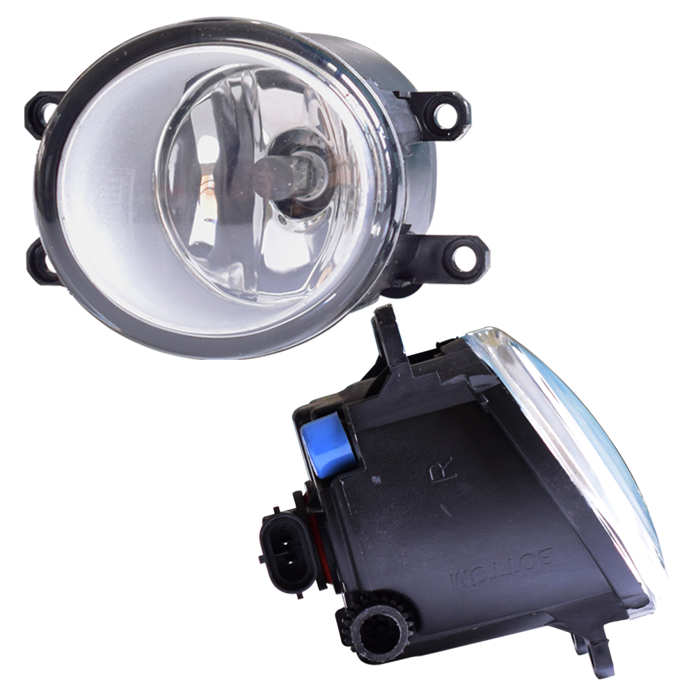 Car DRL Daytime Running <font><b>Light</b></font> 90mm Round <font><b>Fog</b></font> Lamps For <font><b>Lexus</b></font> <font><b>LX570</b></font> 2008-2011 Halogen <font><b>Fog</b></font> Lamp <font><b>Lights</b></font> image