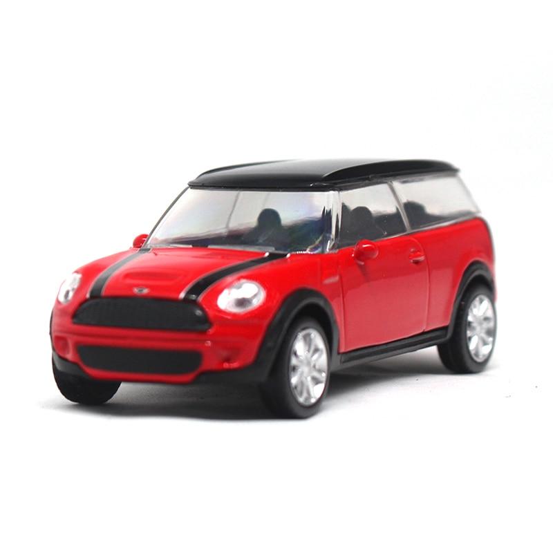 Licensed 1:43 Mini Clubman Car Model Metal+Plastic Diecast