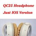 Mejor versión Qc25 Auriculares de Cancelación de Ruido Auriculares con MICRÓFONO con Caja Al Por Menor envío libre