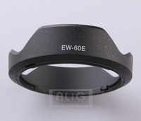 10 Pieces EW 60E Bayonet Camera Lens Hood For Canon EOSM M2 with EF M 11 22mm f/4 5.6 IS STM 55mm Lens