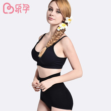 Cotton Maternity bra+panties set prevent sagging nurse bra for pregnant women sports Breastfeeding Nursing Bra underwear clothes