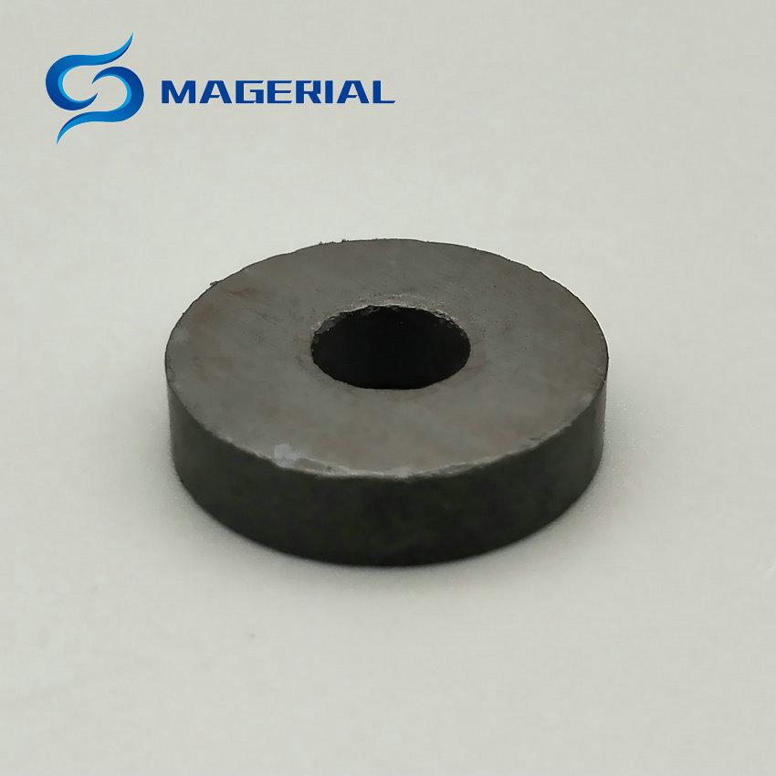 1 pack Ferrite Magnet Ring OD 21x7x5 mm 0.83 Grade C8 Ceramic Magnets for DIY Loud Speaker Sound Box Board Sub Woofer 12 x 1 5mm ferrite magnet discs black 20 pcs