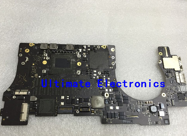 2016years 820 00426 A 820 00426 Faulty Logic Board For Apple MacBook pro 15 A1398 repair